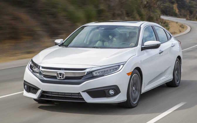 El Honda Civic 2016, se deja ver en una galería de fotos