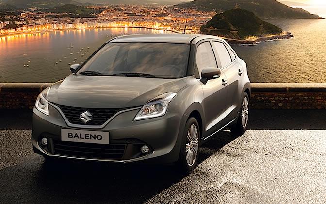 El nuevo Suzuki Baleno será fabricado en India para todo el mundo.